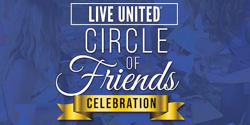 Live United Circle of Friends Celebration