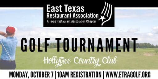 2019 East Texas Restaurant Association Golf Tournament