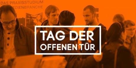 Tag der offenen Tür - SAE Mediencampus Hamburg  Tickets