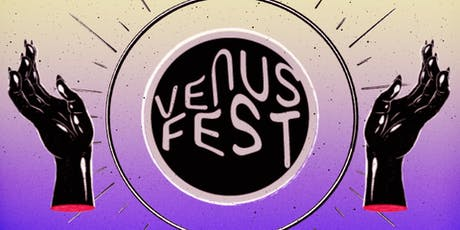 Venus Fest kick-off party tickets
