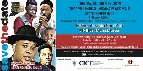 19th Annual Black Males State Conference tickets