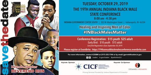 19th Annual Black Males State Conference