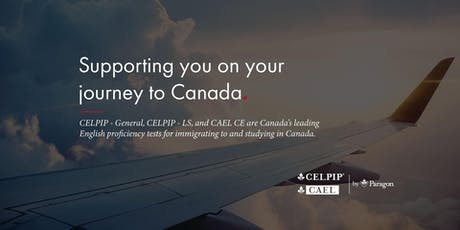 Free CELPIP / CAEL Info Session - Calgary - Bow Valley College tickets