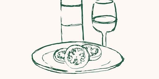 Tomato and Wine Dinner