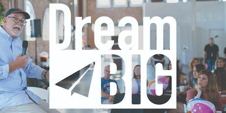 Dream Big with Bob Goff @ Miami Oxford (Free) tickets