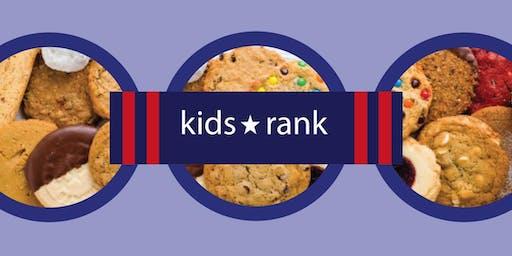 2019 Kids Rank Entrepreneurial Program