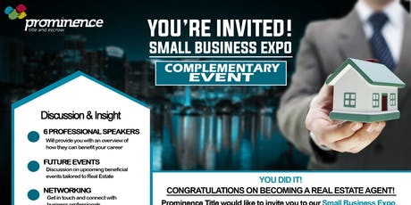 Seminole County: Small Real Estate Business Expo tickets