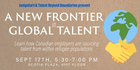 Join us September 17th: A New Frontier in Global Talent Panel tickets