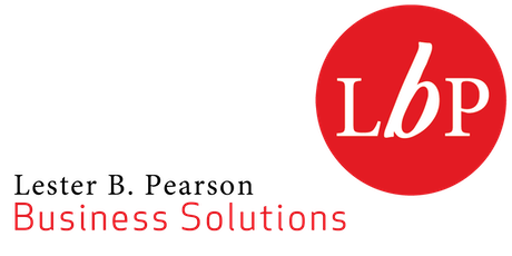 Advanced Excel - Lester B. Pearson Business Solutions tickets