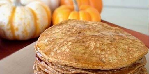 Pumpkins & Pancakes Brunch at Arrowhead Golf Club