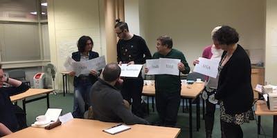 Green GB Week Carbon Literacy workshop, Warrington