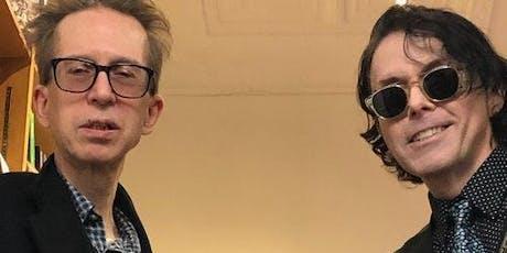 Richard Barone and Glenn Mercer tickets