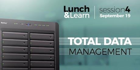 Total data management ! billets