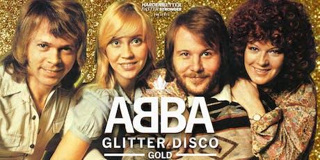 Dancing Queen: ABBA 70's Glitter Disco - Gold tickets