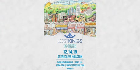 Lost Kings: Lost Angeles Tour - Stereo Live Houston tickets