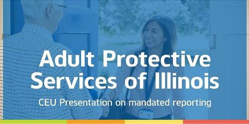 Adult Protective Services of Illinois (John A Logan College)