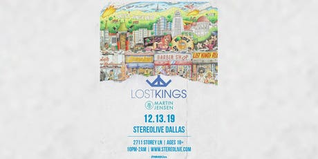 Lost Kings: Lost Angeles Tour - Stereo Live Dallas tickets