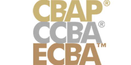 ECBA™ | CCBA® | CBAP® Study Group - 24 September 2019 tickets