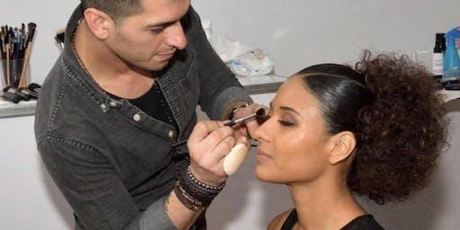 Makeup Master class from a NYFW Makeup Artist Manhattan