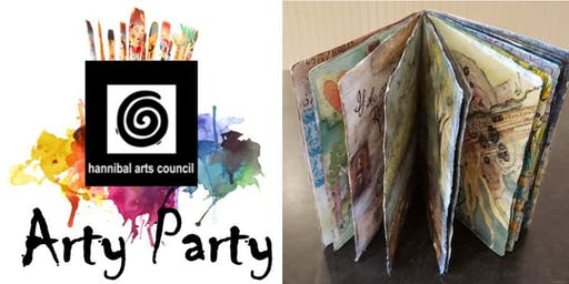 ARTY PARTY: Discovery Journal