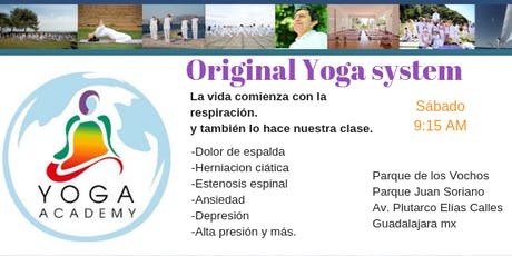 Yoga Academy-Original Yoga System  tickets
