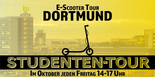 E-Scooter Studenten-Tour Dortmund