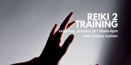 Reiki 2 Training