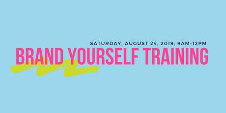 Brand Yourself Workshop tickets