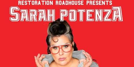 Sarah Potenza tickets