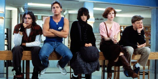 Dinner & A Movie: The Breakfast Club
