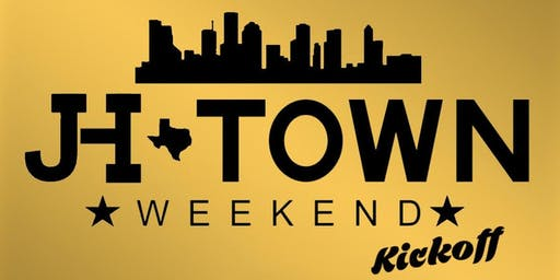 JHTOWN WEEKEND Kickoff Party at  AURA This FRIDAY NIGHT (4701 NETT ST.) Houston's #1 Friday Night