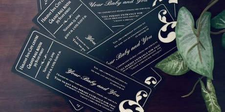 My Baby and Me Ball tickets