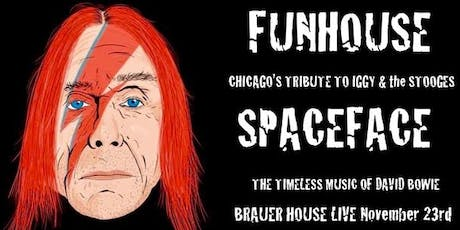 Funhouse  with  Spaceface  at Brauer House tickets