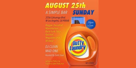 Dutty Laundry  tickets