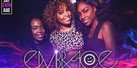 Embrace Ladies Night at 02 Lounge w/ John Wayne, Juggla & DJ Touches tickets