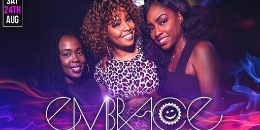 Embrace Ladies Night at 02 Lounge w/ John Wayne, Juggla & DJ Touches