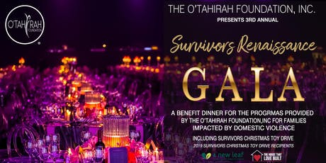 Survivors Renaissance Gala Fundraising Dinner tickets