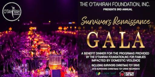 Survivors Renaissance Gala Fundraising Dinner