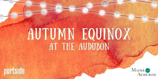Autumn Equinox at the Aubudon