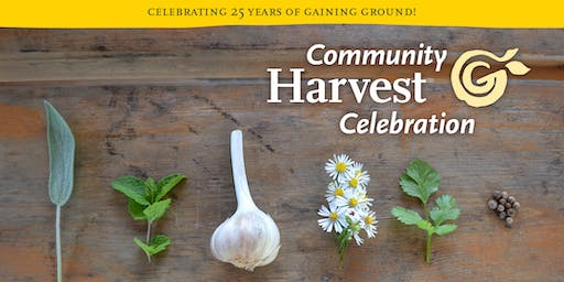 Community Harvest Celebration 2019