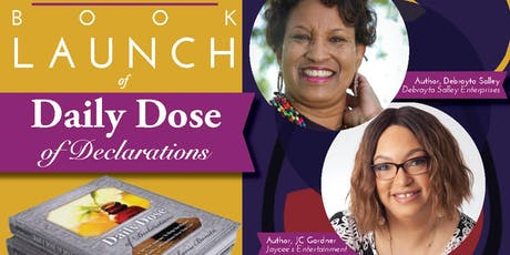 Daily Dose of Declarations Book Release Par-tay tickets