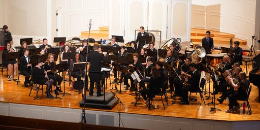 Denison presents Wind Ensemble Concert