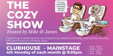 The Cozy Show tickets