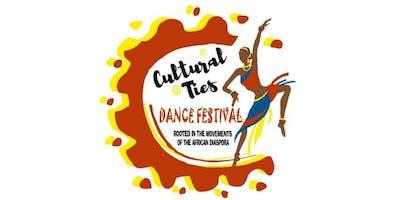 Seasons Center Presents: Cultural Ties Dance Festival
