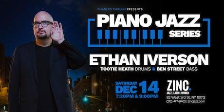 Piano Jazz Series: Ethan Iverson Trio tickets