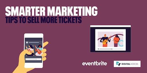 Eventbrite x Digital Voices - Smarter Marketing