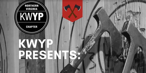 KWYP Axe Throwing Event