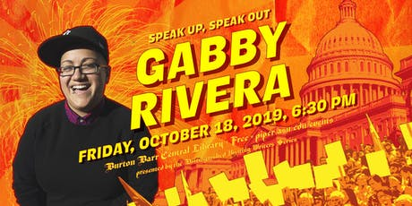 Inspiring Radical Creativity with Gabby Rivera tickets