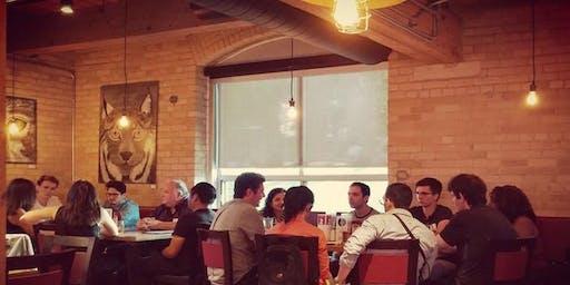 Designers + Drinks + Discussions - Hamilton