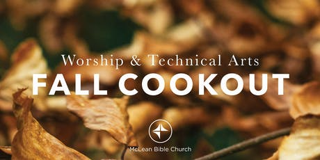 Volunteer Fall Cookout tickets
